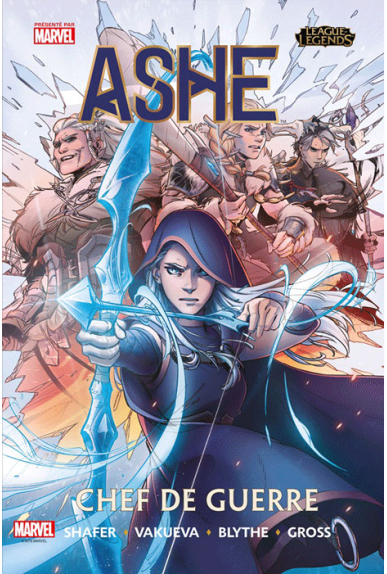 League of Legends : Ashe Tome 1