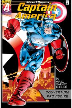 Captain America par Waid & Garney Tome 1