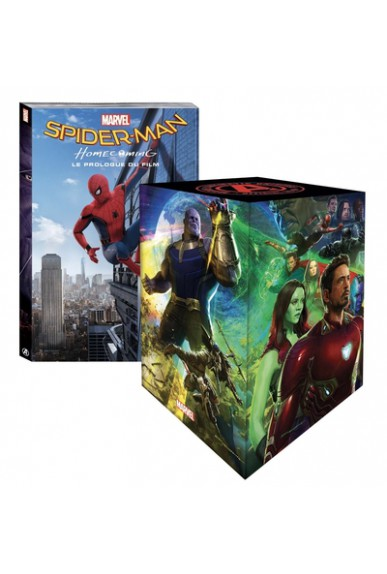 Spider-Man Homecoming + Coffret Collector