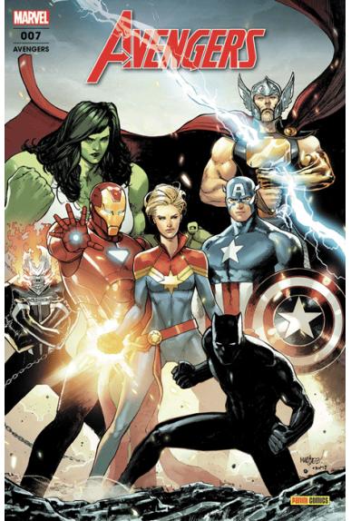 Avengers 7 - Fresh Start