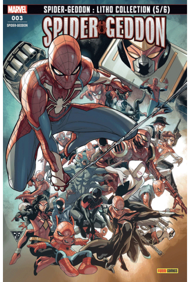 Spider-Geddon 3 - Fresh Start
