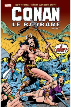 Conan le Barbare Intégrale 1970-1971