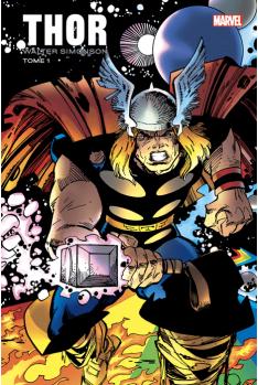 Thor par Walter Simonson Tome 1 sur 2