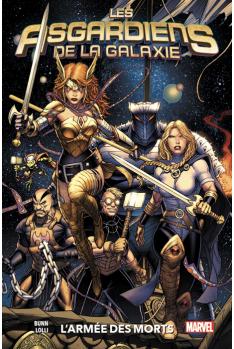 Asgardiens de la Galaxie Tome 1