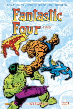 Fantastic Four L'integrale 1976