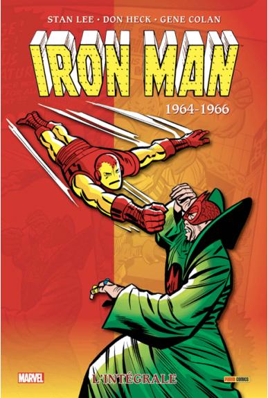 IRON MAN L'INTEGRALE 1964-1966 (NED)