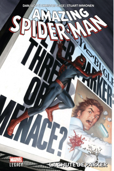 Amazing Spider-man Tome 1 - Marvel Legacy