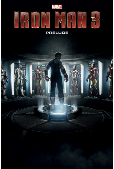 Marvel Cinematic Universe : Iron Man
