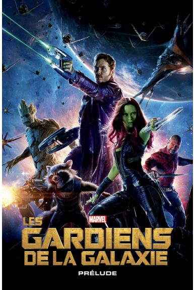 Marvel Cinematic Universe : Les Gardiens de la Galaxie