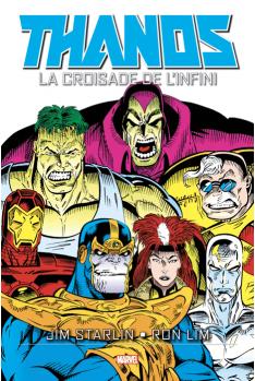 Thanos - La croisade de l'infini
