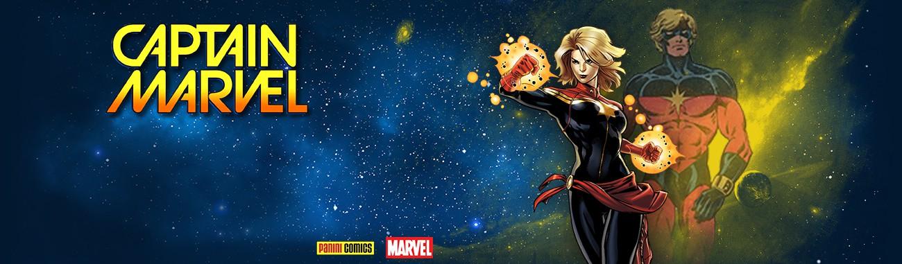 Slide Captain Marvel